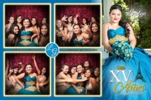 Wedding & Quinceañera Photo Booth Rental in the Reno/Sparks and Surrounding Area.